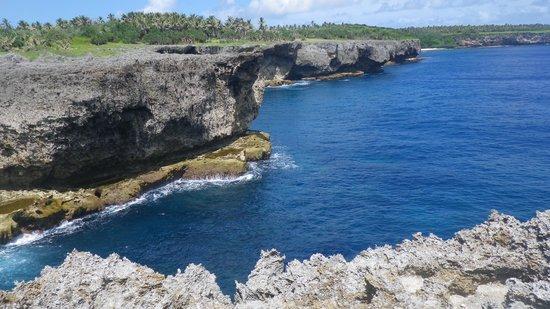 Olini Lodge: Island Tour