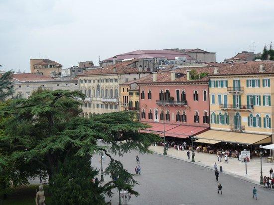 Arena di Verona: View from Arena