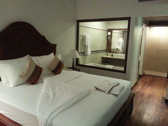 Saem Siemreap Hotel: Turn down service!