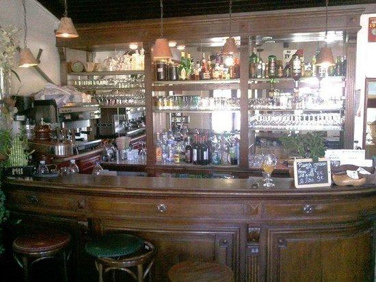 Restaurant Camette : bar
