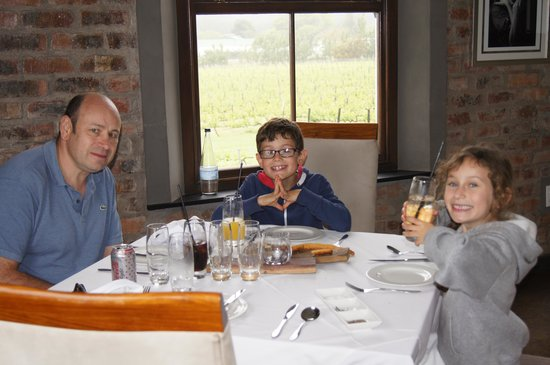 Franschhoek Kitchen: Great times at HoldenManz