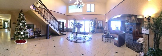 Comfort Inn & Suites Cedar City : Guest Lobby