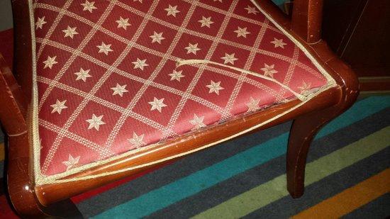 Radisson Blu Caledonien Hotel, Kristiansand : Detail from room