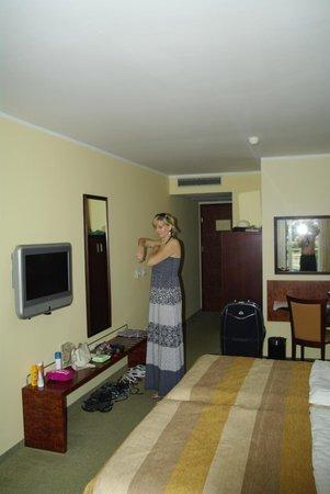 Hotel Princess : Wewnątrz pokoju