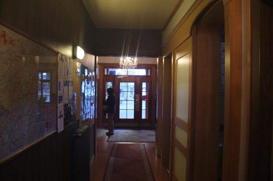 Hotel Staubbach: inside hotel