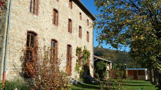Saint-Symphorien-de-Mahun, ฝรั่งเศส: la batisse