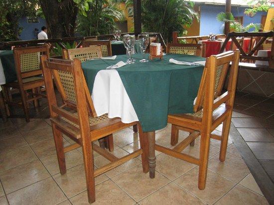 Hotel Europeo: Restaurante