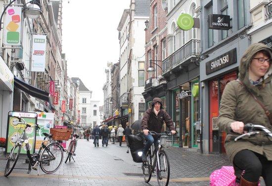 Veldstraat en Bagattenstraat