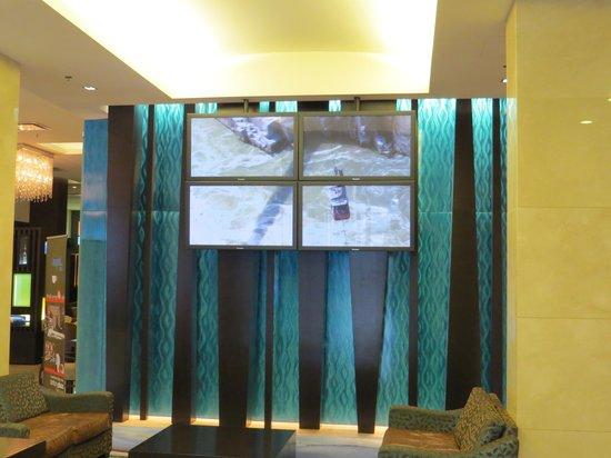 Century Plaza Hotel & Spa: Lobby Shot