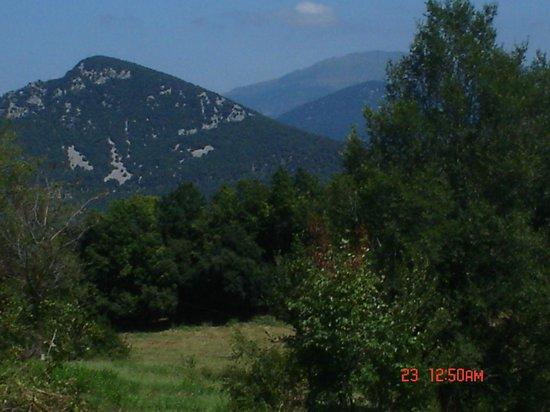 Masia El Puig: vall de bianya