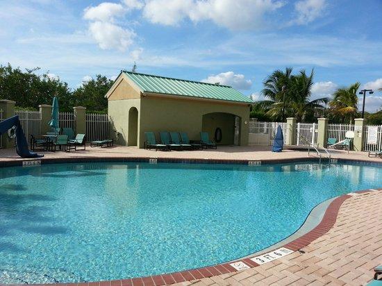 Residence Inn Fort Myers Sanibel: Pool