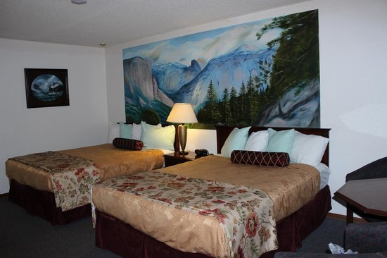 BEST WESTERN PLUS Yosemite Gateway Inn: chambre
