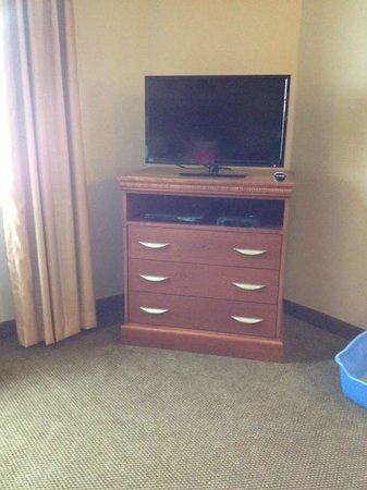 Candlewood Suites Mcalester: room