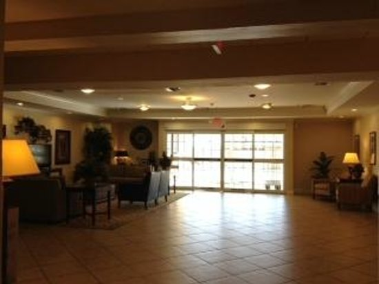 Candlewood Suites Mcalester: lobby