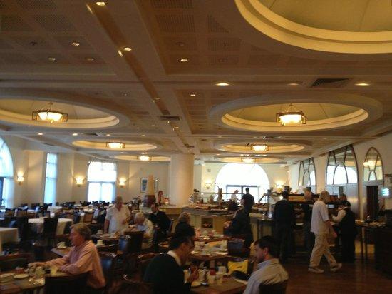 Leonardo Hotel Jerusalem : breakast room