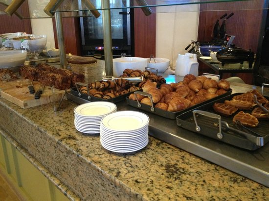 Leonardo Hotel Jerusalem : breakfast
