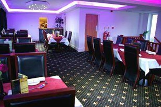 Bollywood Tiger: Upstairs/function room