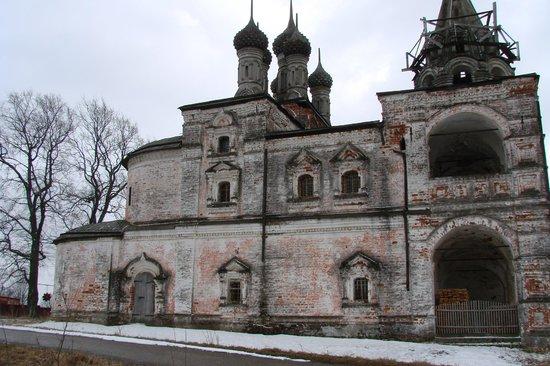 Zhivonachalnay Trinity Church / Troitsi Zhivonachalnay Church