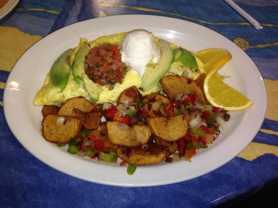 Mr. Mamas : The Cali Omelet