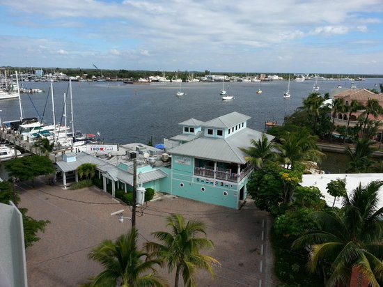 Matanzas on the Bay: View from bridge