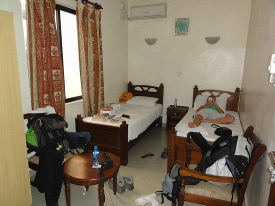 The Regency Park Hotel: chambre