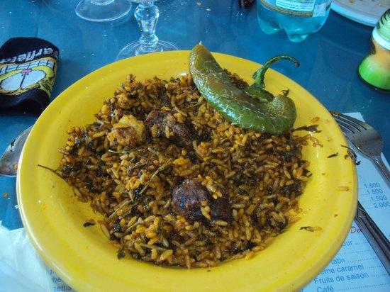 Chouchou: le fameux riz djerbien