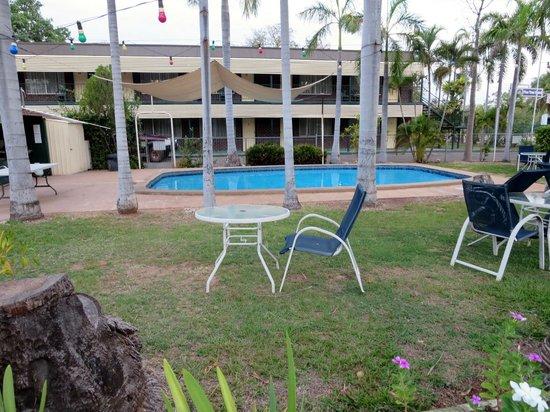 Pine Tree Motel: Pool