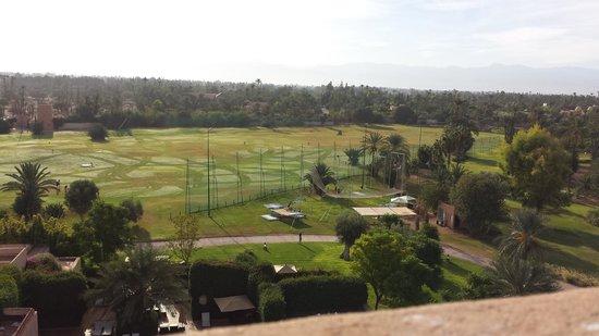 Club Med Marrakech La Palmeraie: GOLF/TRAPEZE
