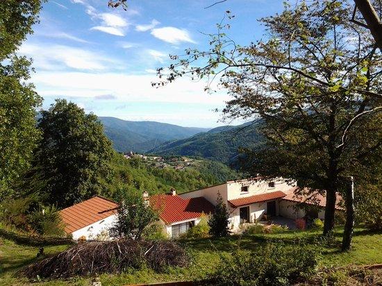 Arc-en-Ciel : B&B staat midden in de natuur ,in de bergen!