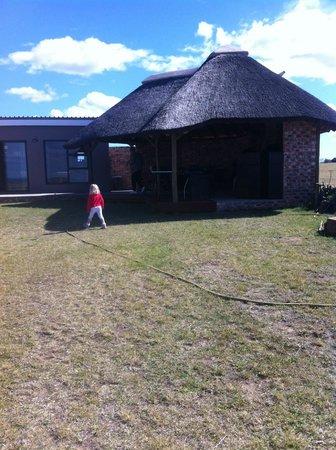 Burlington Game Farm: Part of the large Braii area