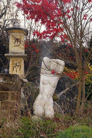 Vitalhotel Strobl: Der Garten