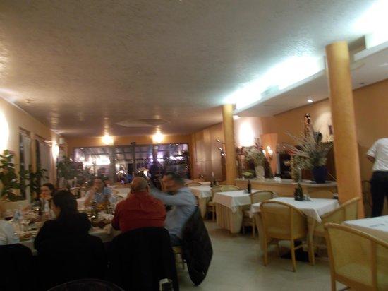 Hotel Ristorante Miralago: Sala