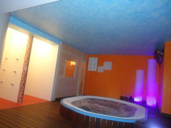 Hotel Galatea: spa