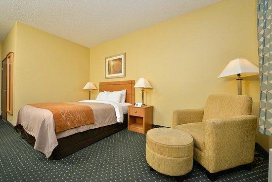 Baymont Inn & Suites Billings: Handicap Queen