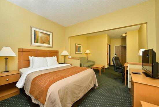Baymont Inn & Suites Billings: King Suite