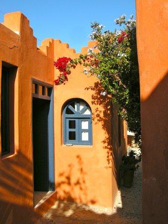 Riad Baoussala: Oasis room