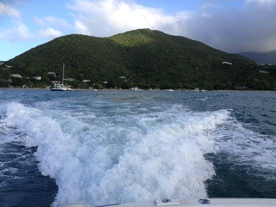 Montpelier Plantation & Beach: Leaving Nevis.... soon to return