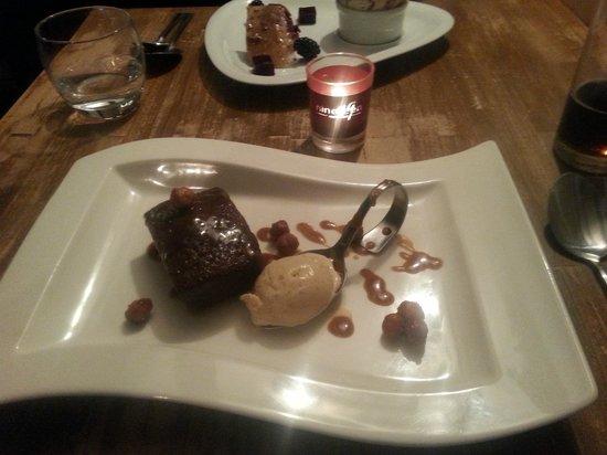 Nineteen: Sticky Toffee Pudding
