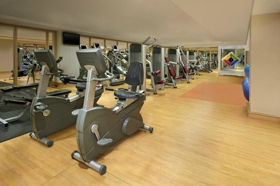 Sheraton Stockholm Hotel: Sheraton Fitness, with the latest equipment