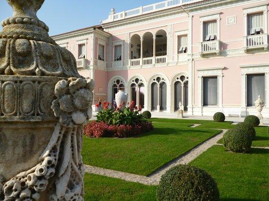 Villa jardins ephrussi de rothschild photo de villa - Maison ephrussi de rothschild ...