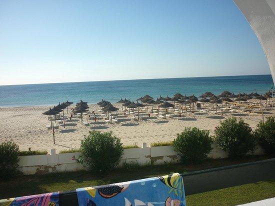 Club Marmara Hammamet Beach: Le matin au réveil !