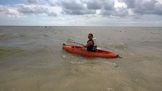 Ocean Coral & Turquesa : complimentary kayak rental on the beach