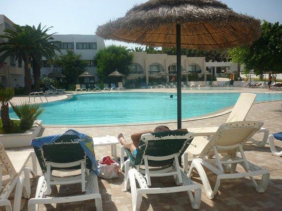 "Club Marmara Hammamet Beach : Piscine ""relaxe """