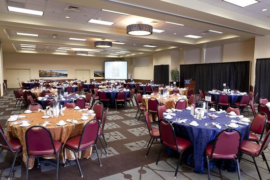 BEST WESTERN PLUS GranTree Inn: Banquet
