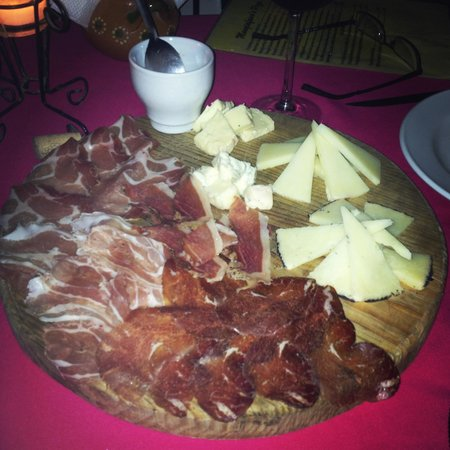 Mangiafuoco: The Antipasto Platter