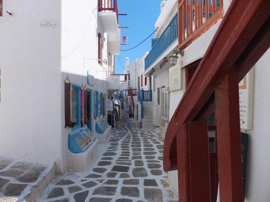 Bellissimo Resort: mykonos town