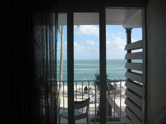 Postcard Inn Beach Resort & Marina at Holiday Isle: room with the ocean view