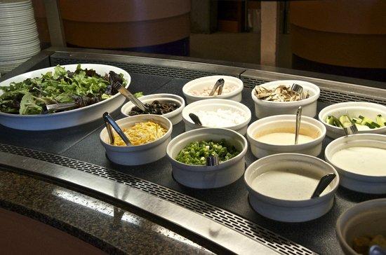 Traditions: Salad Bar
