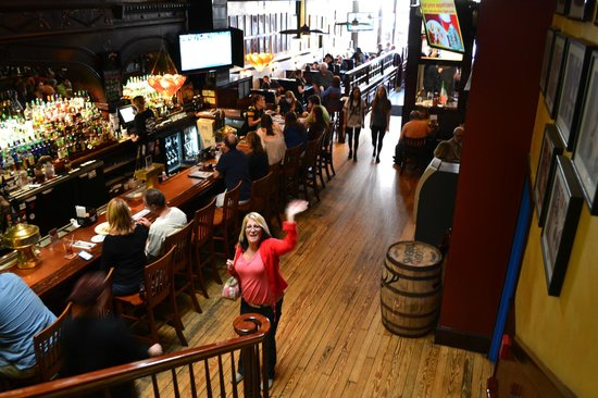 Front Street Brewery: A Sunday visit for the NFL games.