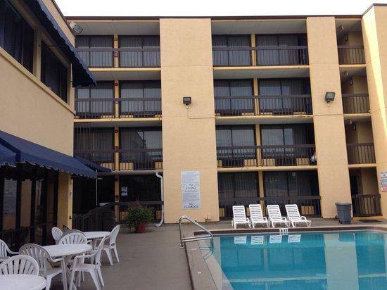 Orlando Continental Plaza Hotel: Hotel